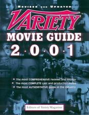 Variety Movie Guide 2001 [Revised and Updated]