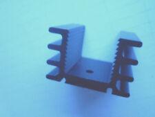 Kl-207/25, 4/sw aluminium dissipateur de chaleur W 10,5k/w L/L/H 25,4x32x20mm to220