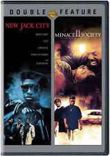 NEW JACK CITY / MENACE II SOCIETY (2PC) / (2PK) - DVD - Region 1
