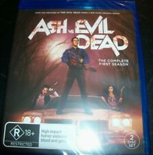 Ash Vs Evil Dead The Complete First Season 1 (Australia Region B) Bluray – New