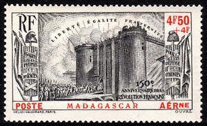 Malgache CB1, Madagascar, Neuf Français Revolution, 1939
