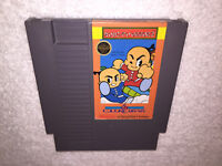 Kung Fu Heroes (Nintendo Entertainment System, 1989) NES Game Cartridge Vr Nice!
