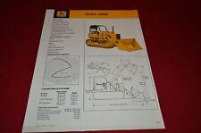 John Deere 450-C Crawler Loader Dealer Brochure GDSD6