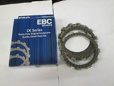 SUZUKI 650 BANDIT FIBRE CLUTCH PLATES EBC CK3357  FOR 05/06 BIKES