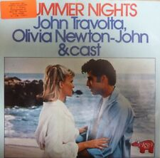 "John Travolta & Olivia Newton-John - Summer Nights (single 7"")"