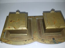 RARE Antique Bronze Inkwell Purportedly from the FrauncesTavern, 18th/19th C.
