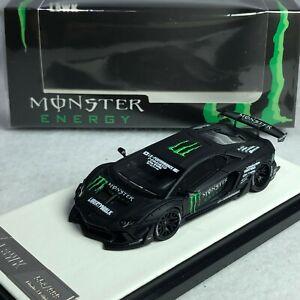 1/64 LB WORKS Lamborghini LP700 2.0 Monster Energy Ltd 999 pcs