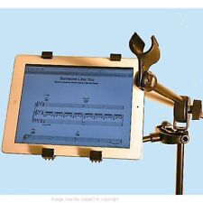X Style Music Microphone Stand Holder Mount for the Apple iPad 3