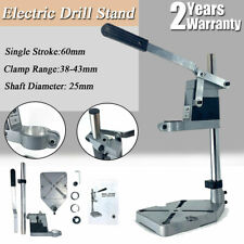 Press Power Tool Clamp Base Frame Holder Bracket  Bench Electric Drill Stand US