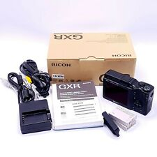 Ricoh GXR Digital Camera Unit System - Black (Body Only)