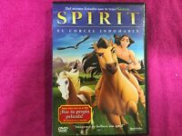SPIRIT DVD EL CORCEL INDOMABLE EXTRAS JUEGO Y DIVERSION SPA ING PORTUGUES