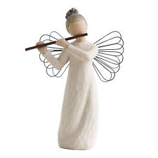 Willow Tree Angel Figurine - Angel of Harmony  26083 in Branded Gift Box