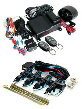 Mongoose Car Alarm M80AM + MDK4100 Central Locking system
