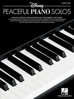 Disney Peaceful Piano Solos : Softer, Gentler Arrangements of 34 Favorites: P...