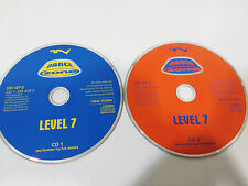 LEVEL 7 DANCE ZONE POLYGRAM 1996 DANCE DISCO MIX - 2 X CD SIN CAJA