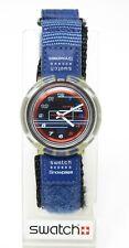 Orologio pop swatch PKB101 access snowbump pop swatch snowpass swiss clock
