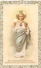 Canivet Sacré Coeur de l'enfant Jésus XIXe Siècle