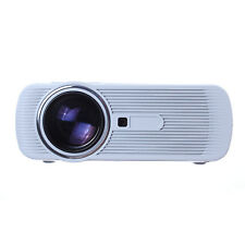 3000 Lumen Home Theater Cinema HD 3LED Video Projector 1080P HDMI 3D TF Card USA