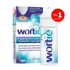 Wortie ADVANCED Verruca & Wart Freeze Treatment - Verruca & Wart Remover