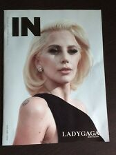 Lady Gaga IN Toronto April 2016 Canada Import Gay Magazine NEW