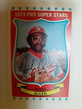 Kelloggs 1973 Dick Allen Chicago White Sox