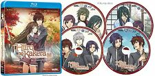 Hiiro no Kakera - The Tamayori Princess Saga Complete BLURAY (Seasons 1&2)