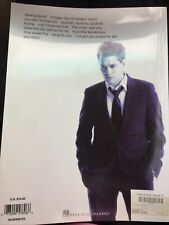 New Michael Bublé 'It's Time' PVG Music Book - Piano Vocal Guitar Hal Leonard