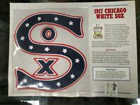 1917 Chicago White Sox Willabee Ward Cooperstown Collection Baseball Team Patch