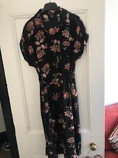 Ladies New Look Midi Dress Size 16