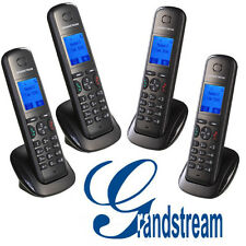 4 Pk New Grandstream DP710 Voip WIFI SIP IP Handset Accessoy Phone for DP715