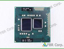 Lot 8 Intel i3-350M SLBPK i3-370M SLBUK Dual-Core 2.4GHz G1 Laptop Processor CPU
