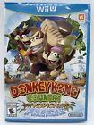 Donkey Kong Country: Tropical Freeze (Wii U, 2014) New Sealed
