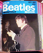 The Beatles Book Monthly Magazine No. 101 Sept 1984
