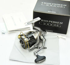 2015 NEW SHIMANO TWIN POWER C3000HG  Spinning Reel  From Japan