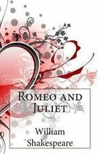Romeo and Juliet by William Shakespeare (2013, Paperback)