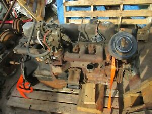 FORD 300 CUBIC INCH STRAIGHT SIX  ENGINE 1980s HOT ROD