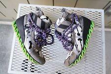 RARE Bernhard Willhelm + Camper Himalayan Trainers 37 7 Shoes Wedge Neon Sneaker
