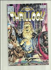 A Conrad Thrillogy . No.1 .1984 . Tim Conrad . One-Shot