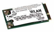 Dell PC193 WLAN Mini PCIexpress Card Intel WM3945ABG WiFi 54Mbps 802.11a/b/g