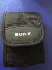 Small Sony Black Camera Case