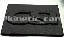 GSI Carbon fibre effect battery cover, astra Zafira ABS