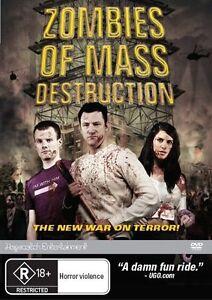 Zombies Of Mass Destruction (DVD, 2010)