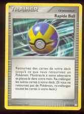 Pokémon n° 114/123 - TRAINER - Rapide Ball