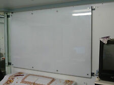 Magnetic Glass Whiteboards  2400  x  900    s17
