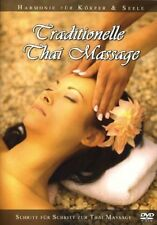 Traditionelle Thai Massage - DVD - NEU + OVP!