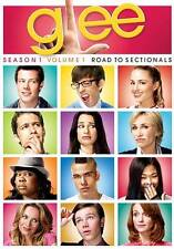 Glee: Season 1, Vol. 1 - Road to Sectionals (DVD, 2009, 4-Disc Set) BRAND NEW