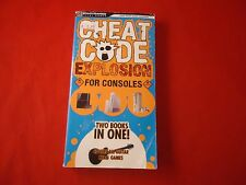 Cheat Code Explosion For Handhelds GBA PSP DS Strategy Guide Player's Hint Book