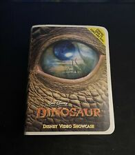 McDonald's Walt Disney Vhs Happy Meal Toy - Dinosaurs - Brontosaurus - New
