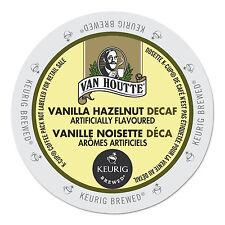 Van Houtte Vanilla Hazelnut Decaf Coffee, 48 Kcups, FREE SHIPPING