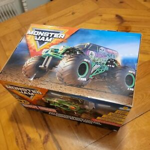 Grave Digger Remote Control Monster Truck  dual-joystick controller NEW IN BOX